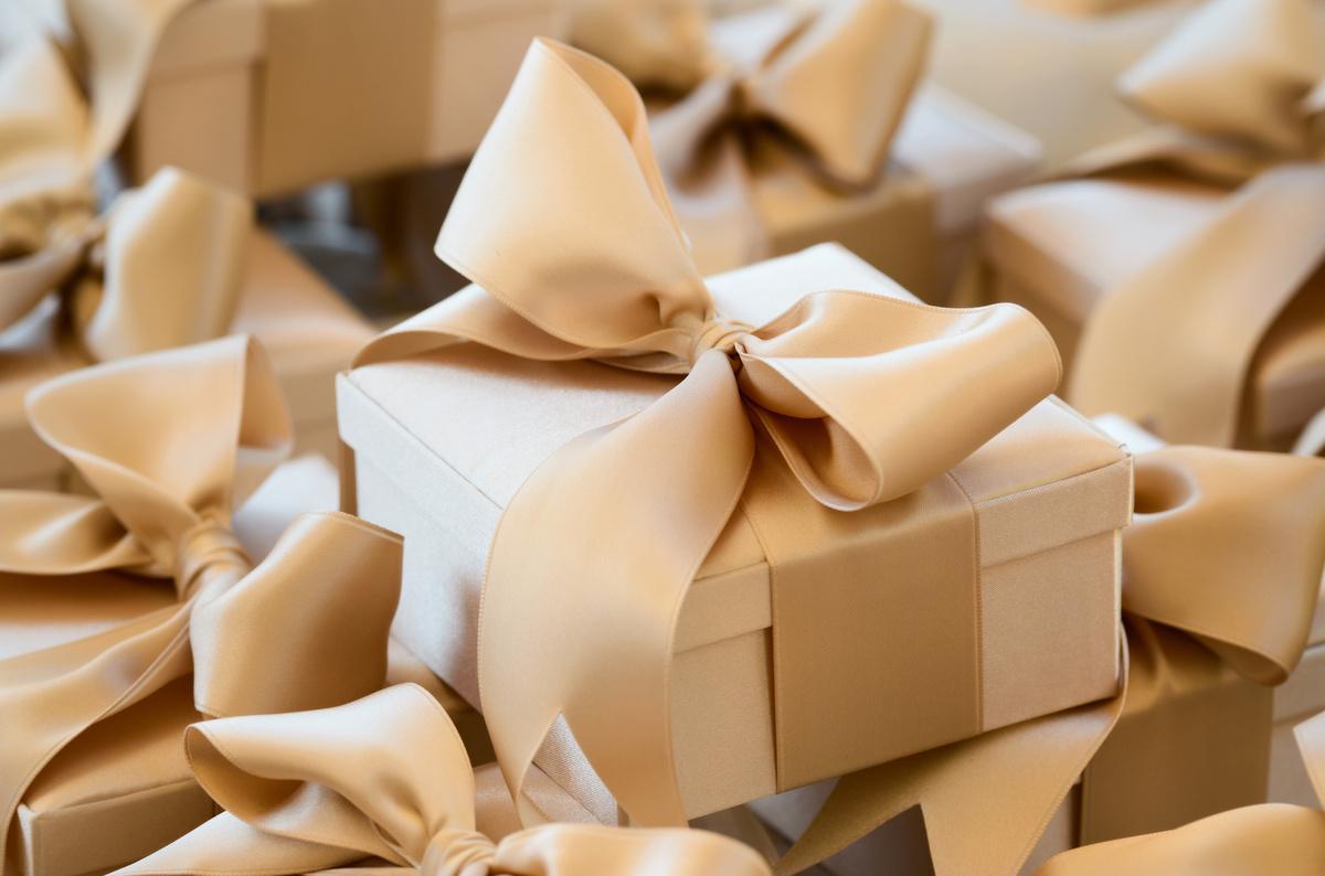 Wat geven als huwelijks cadeau?