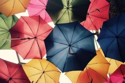 Wat te doen bij regen op je tuinfeest