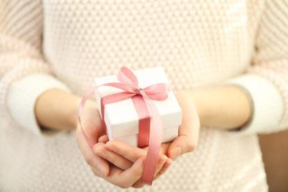 cadeau voor iemand die je niet goed kent