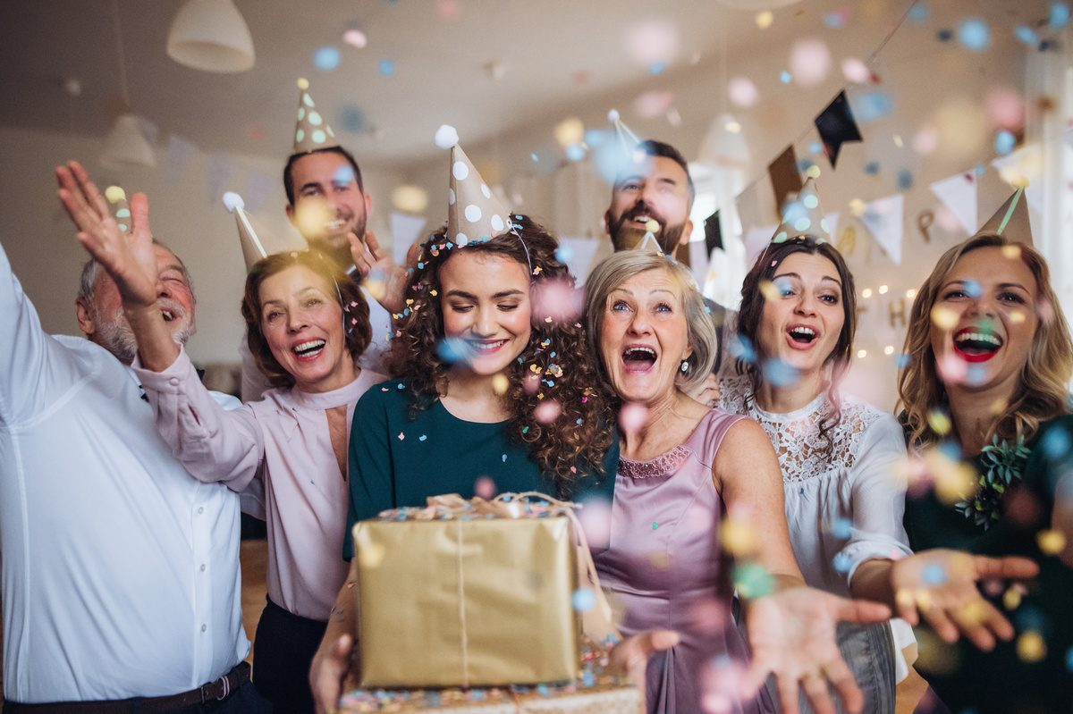 Wel of niet je verjaardag vieren