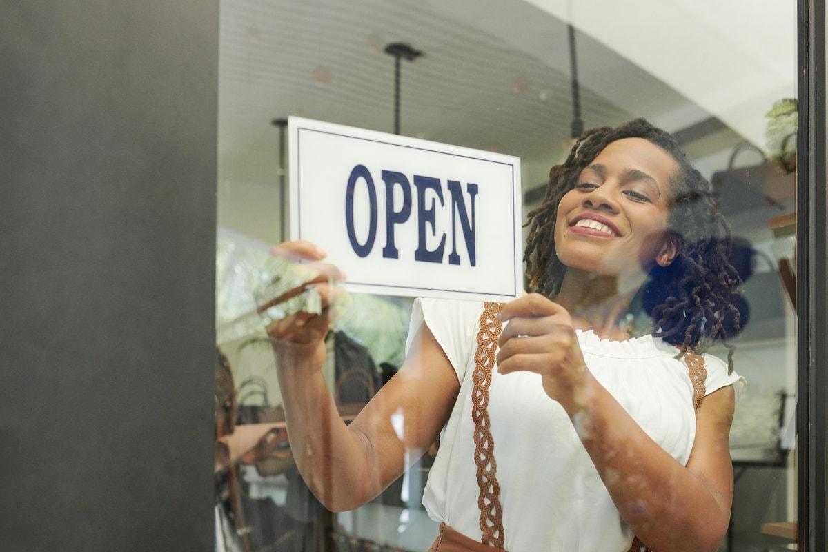 Bedrijf of winkel openen na corona