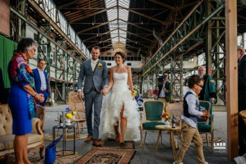 Bruiloft 1,5 meter afstand