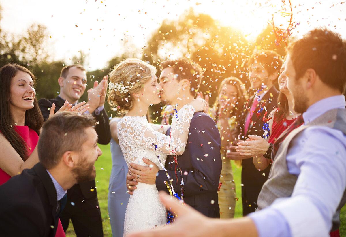 bruiloft gast