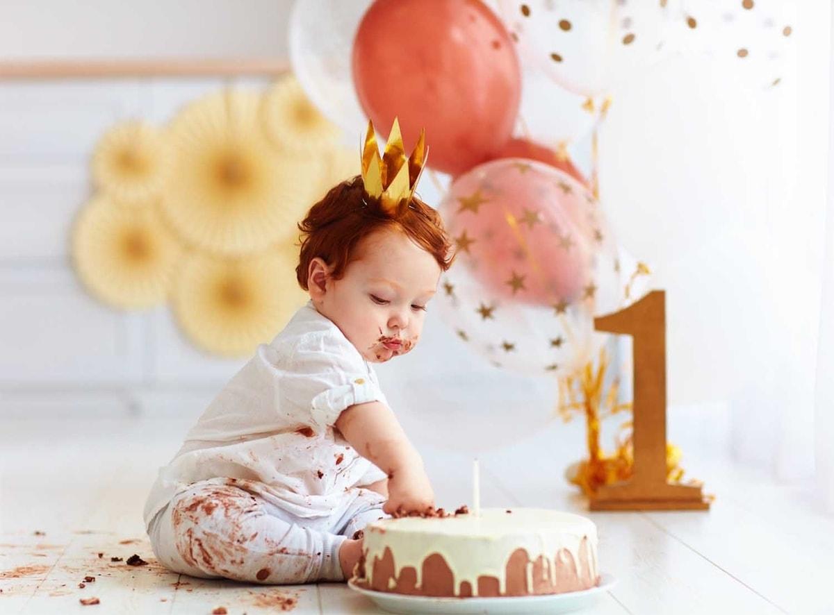 Cake smash fotoshoot tips