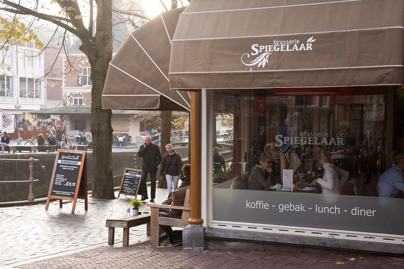 Brasserie Spiegelaar Leeuwarden