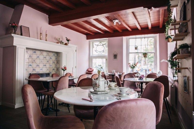 High tea locatie Zoet!! in Noord-Brabant