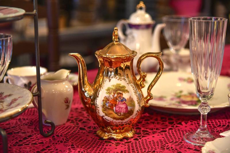 High tea bij MosaicAffairs Amsterdam