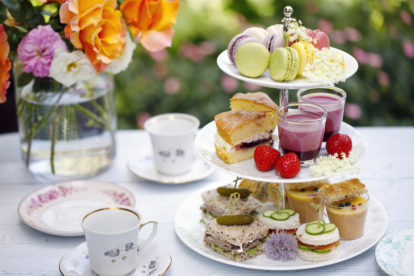 high tea zelf maken thuis