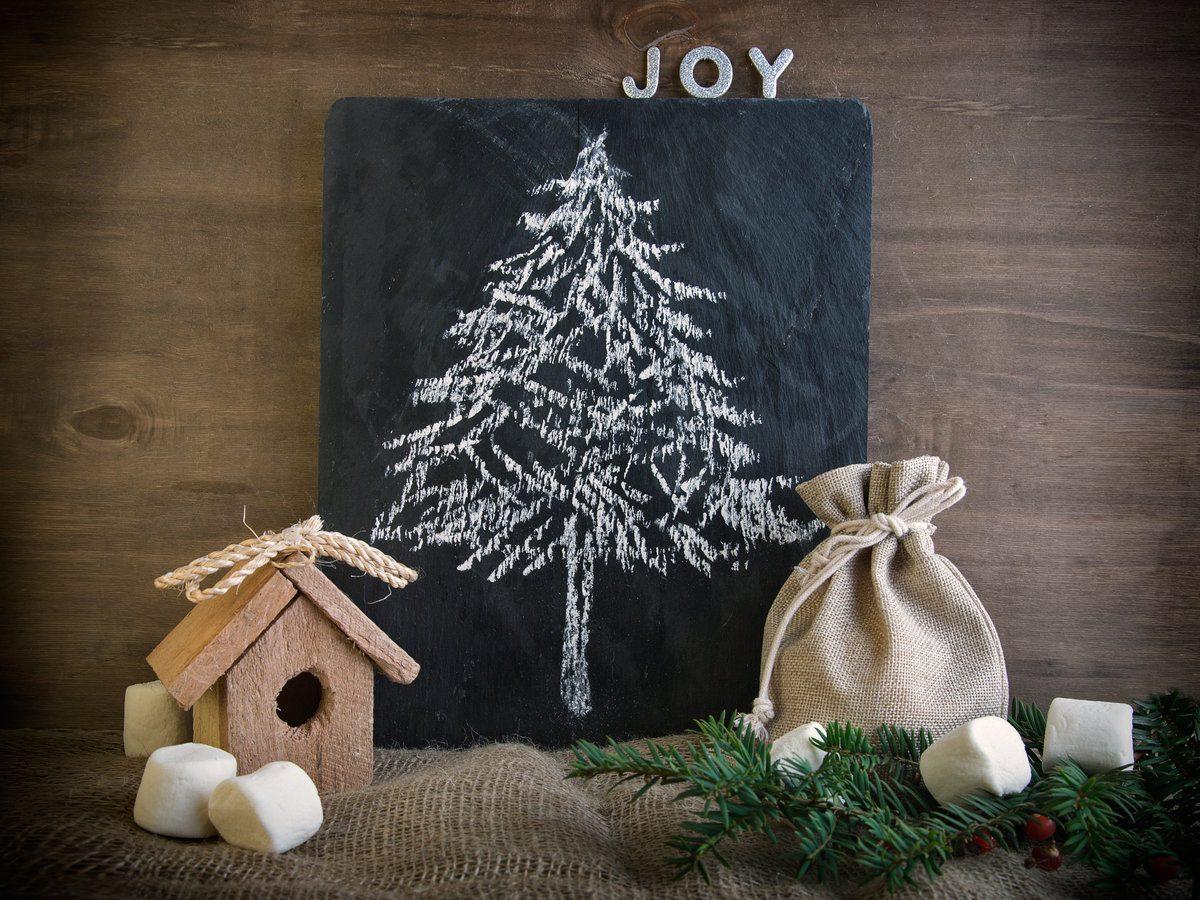 Verbazingwekkend Kerstboom alternatief: 20 originele ideeën - Kaartje2go Blog BN-34