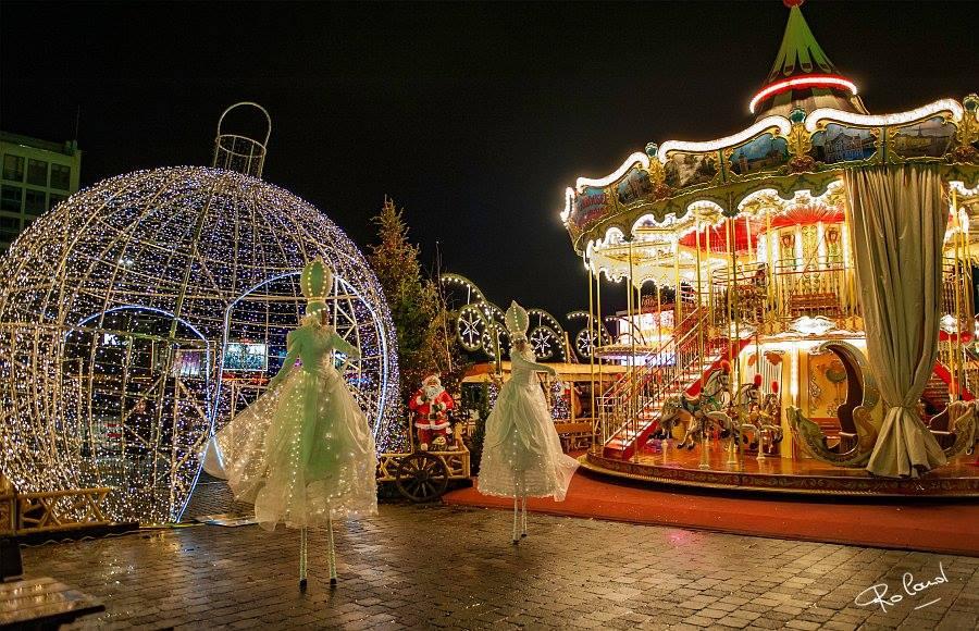 Top 10 Kerstmarkten Van De Benelux 2017 Blog Van Kaartje2go
