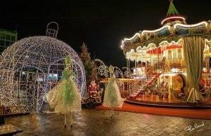 Top 10 kerstmarkten in Nederland en België (2016)