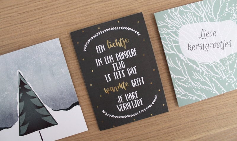 Tekst Voor Een Kerstkaart Bij Rouw En Overlijden Blog Van Kaartje2go