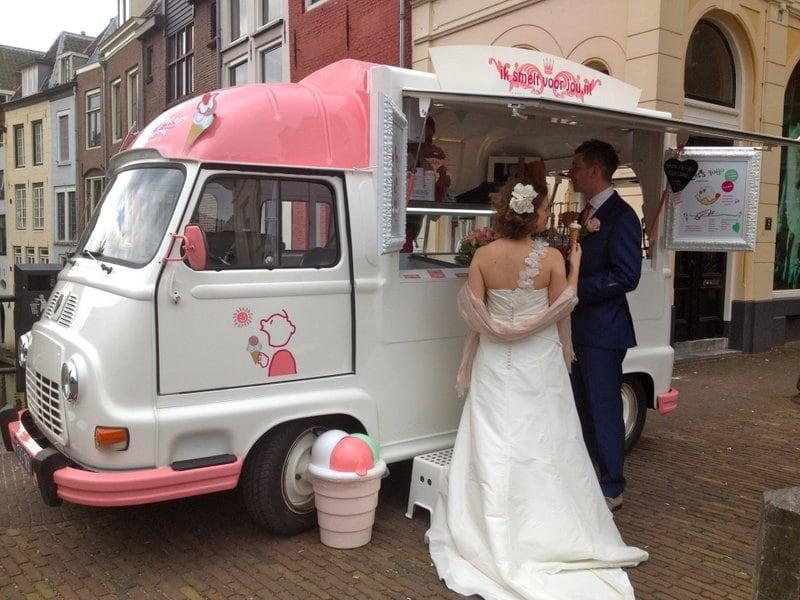 Foodtrucks bruiloft