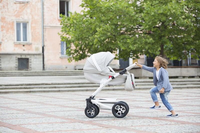 Kosten van een kinderwagen