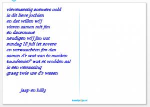 tekst 65 jaar 65 Jaar Verjaardag Tekst   ARCHIDEV tekst 65 jaar