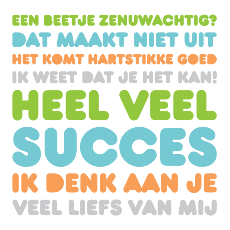Coachingskaarten - Coaching Letters Kan Het