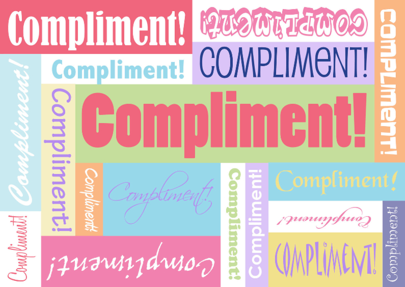 Coachingskaarten - Compliment