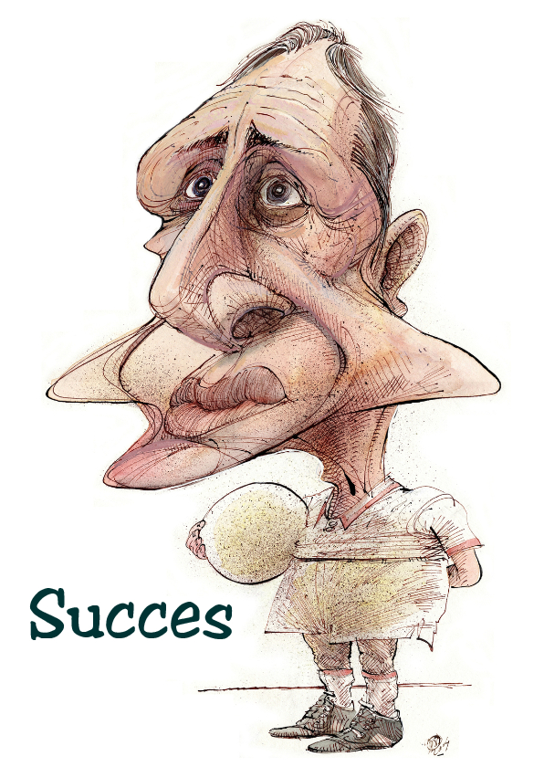 Coachingskaarten - Succes van Johan Cruijff
