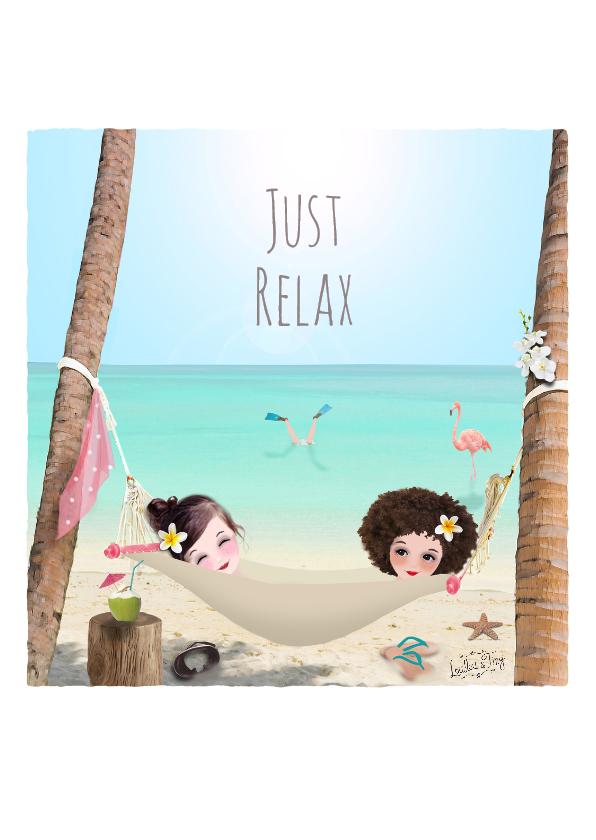 Coachingskaarten - Vriendschap Just Relax