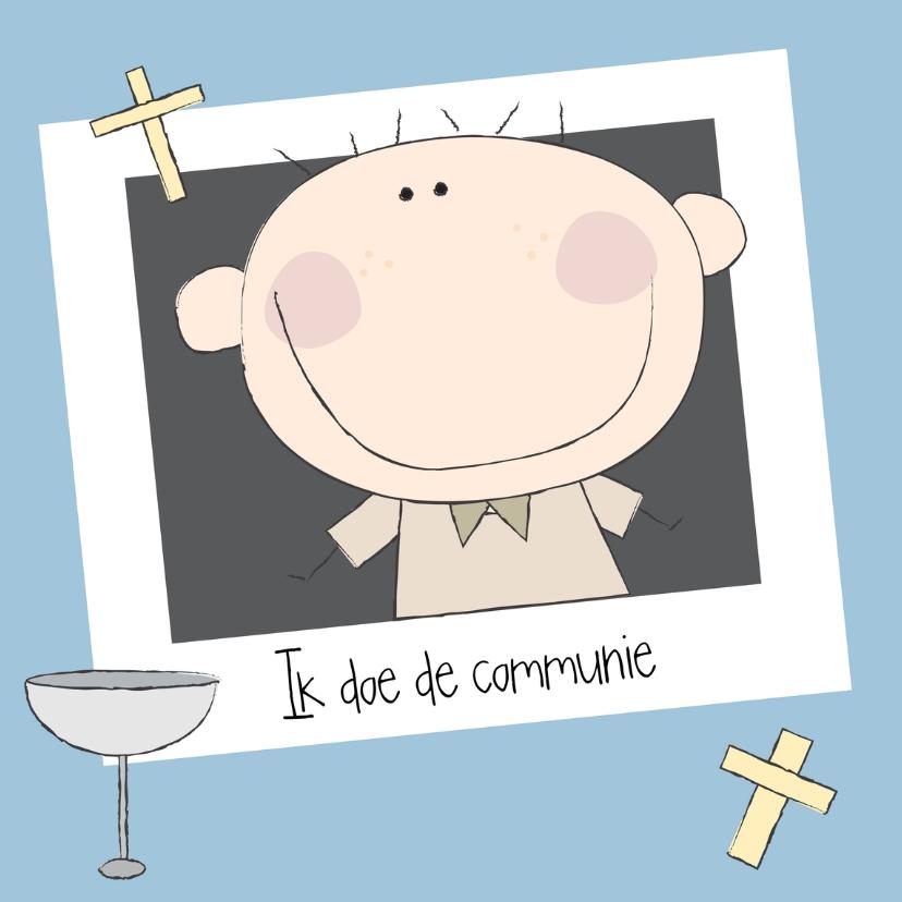 Communiekaarten - Ik doe de communie 1