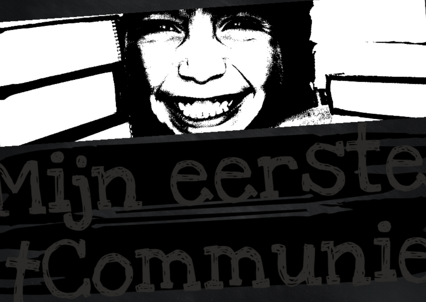 Communiekaarten - Stoere Communiekaart - BK