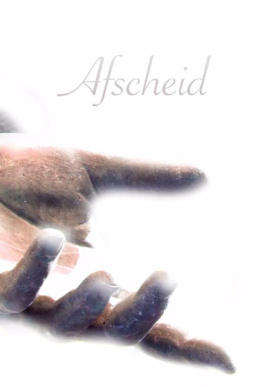 Condoleancekaarten - Afscheid - BK