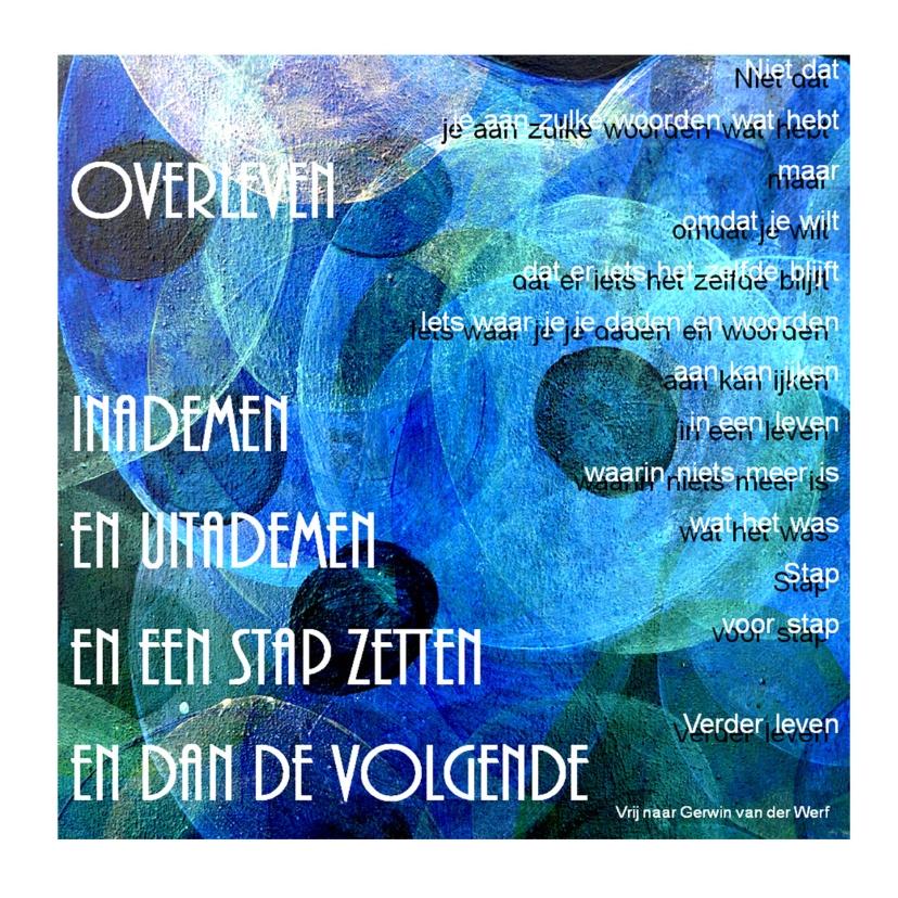 Condoleancekaarten - Condoleance Overleven - AW