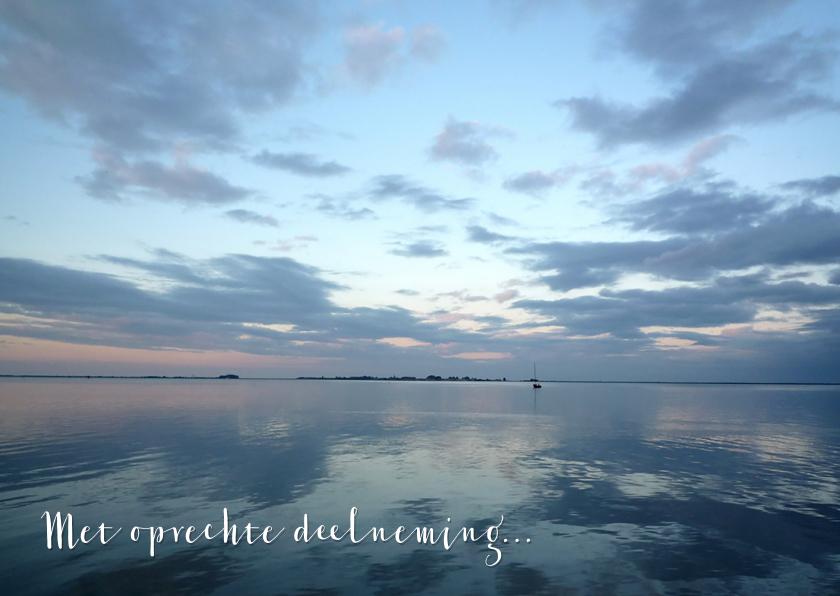 Condoleancekaarten - Waterland