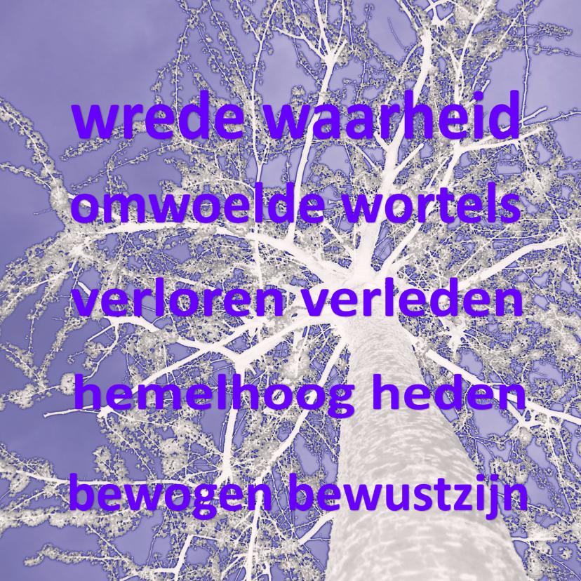 Condoleancekaarten - wrede waarheid - AW