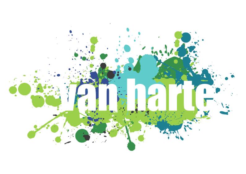 Felicitatiekaarten - 12009 Felicitatiekaart Van Harte