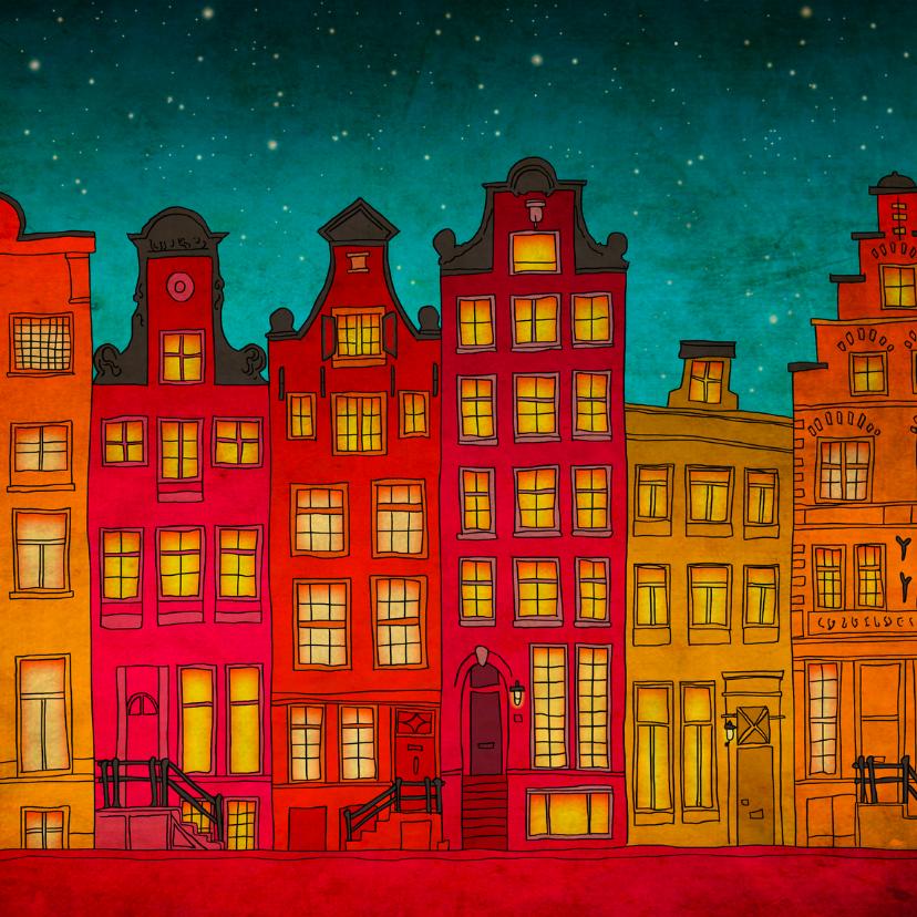 Felicitatiekaarten - Amsterdam