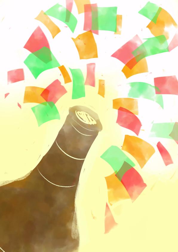 Felicitatiekaarten - Celebration
