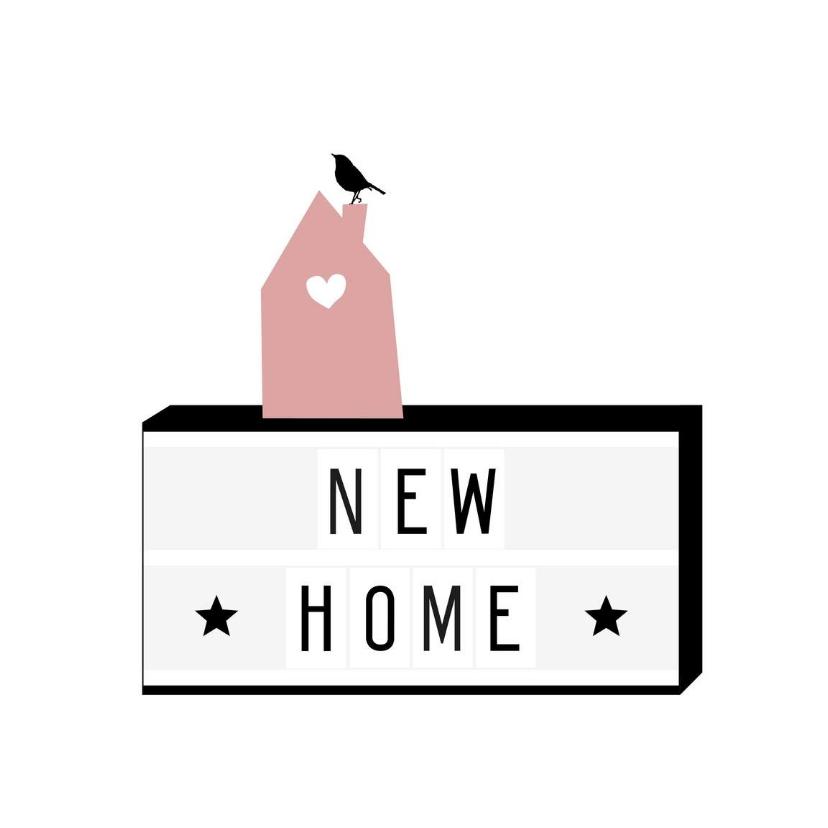 Felicitatiekaarten - Felicitatie - Lightbox, huis