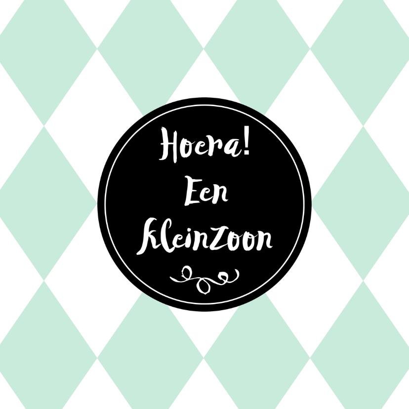 Felicitatiekaarten - Geboorte Kleinzoon - WW