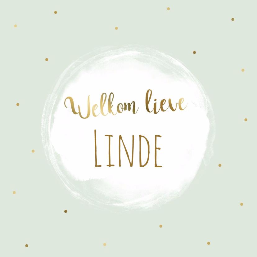 Felicitatiekaarten - Geboorte zoon/dochter - WW
