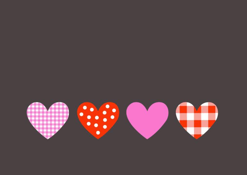 Huwelijk, 4 harten 1