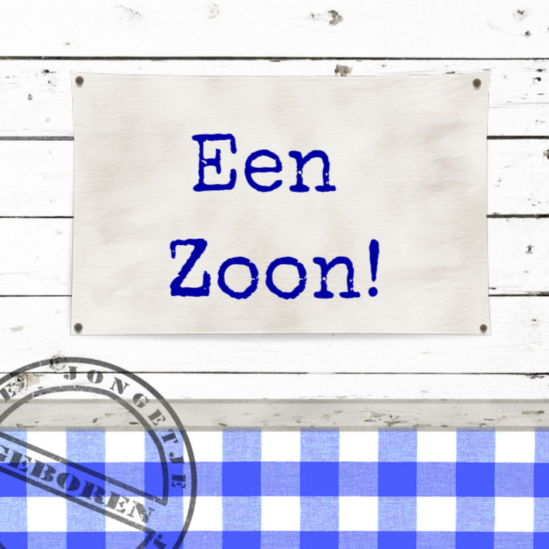Felicitatiekaarten - jongen-made4you
