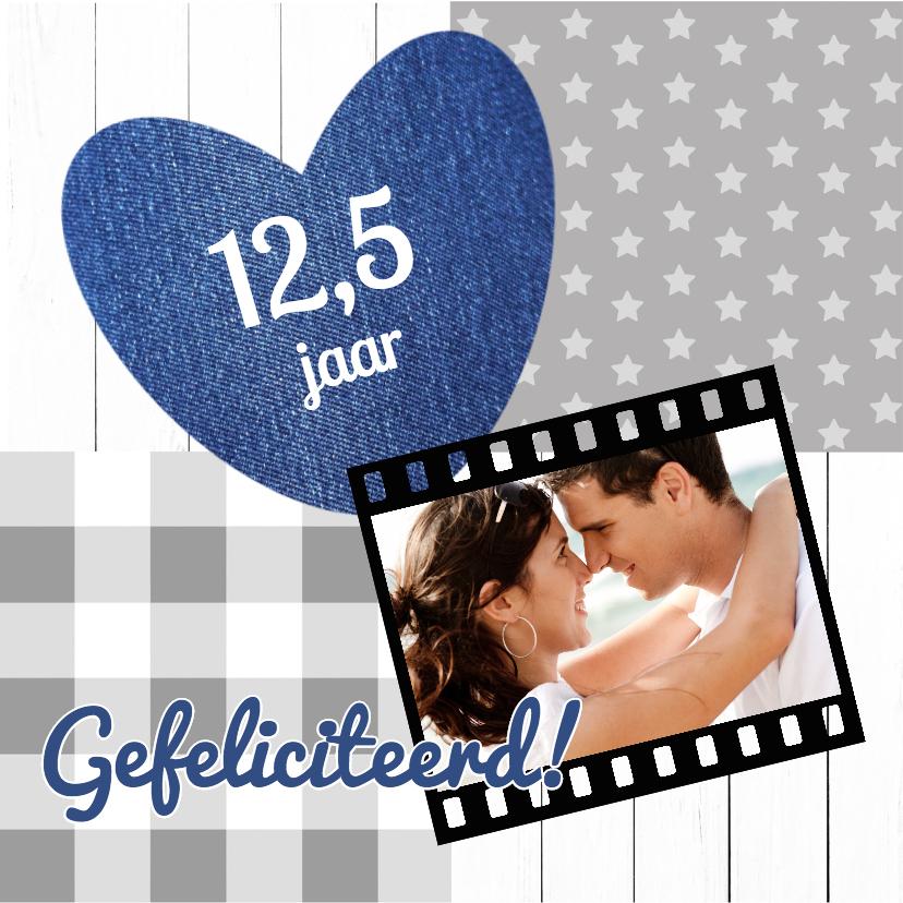 Felicitatiekaarten - Jubileum huwelijk - DH