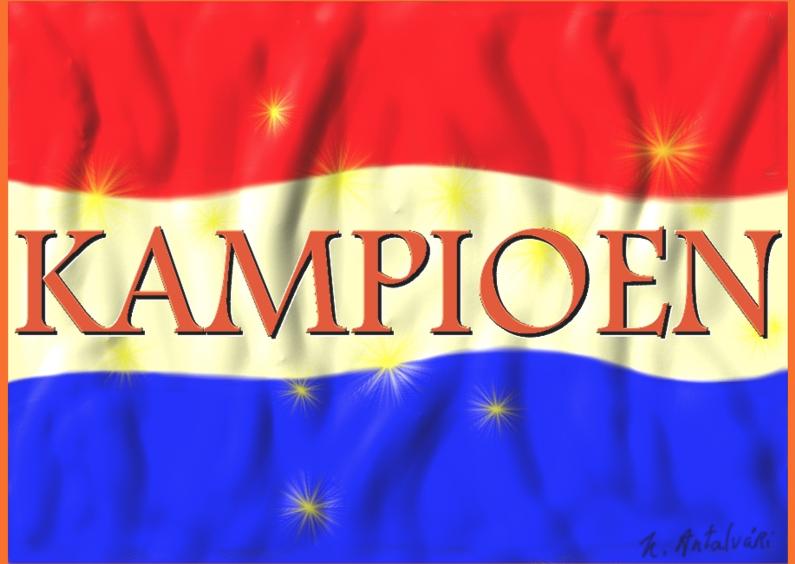 Felicitatiekaarten - Kampioen