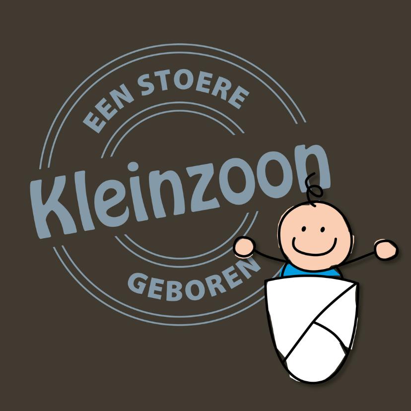 Felicitatiekaarten - Kleinzoon