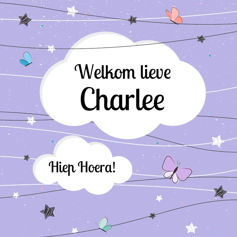 Felicitatiekaarten - Lieve felicitatiekaart voor een meisje of jongen.