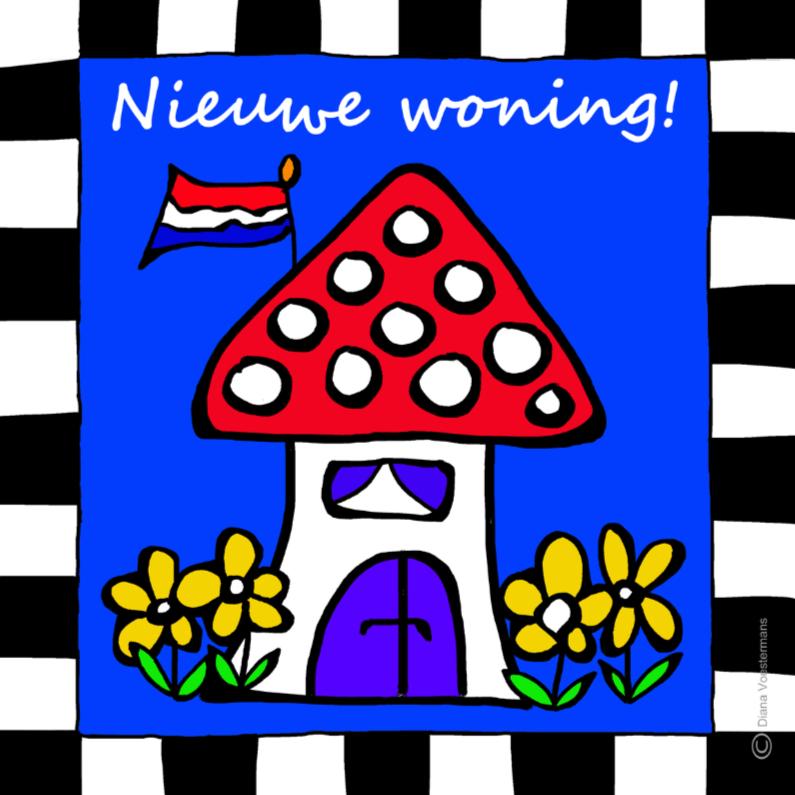 Felicitatiekaarten - Nieuwe woning II