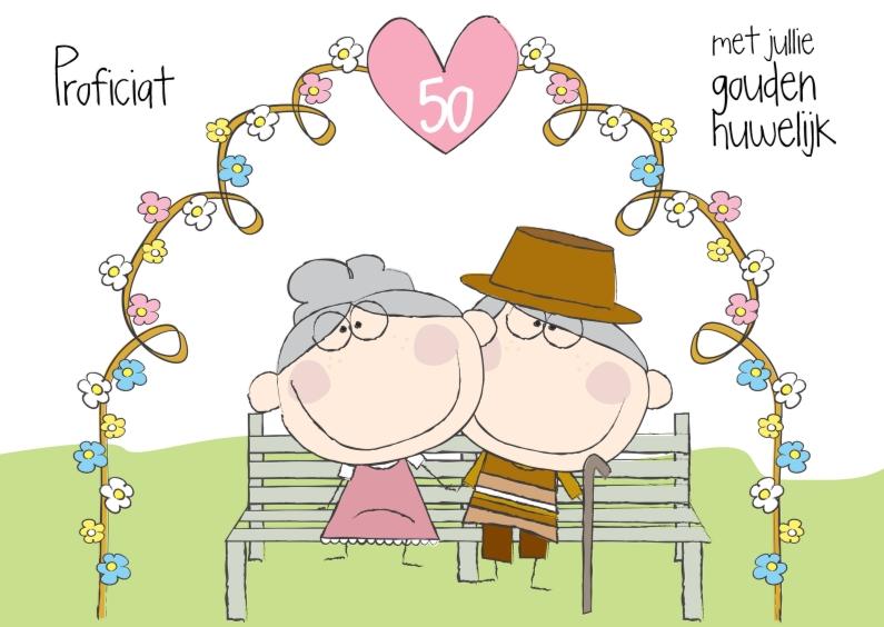 Proficiat gouden huwelijk 1