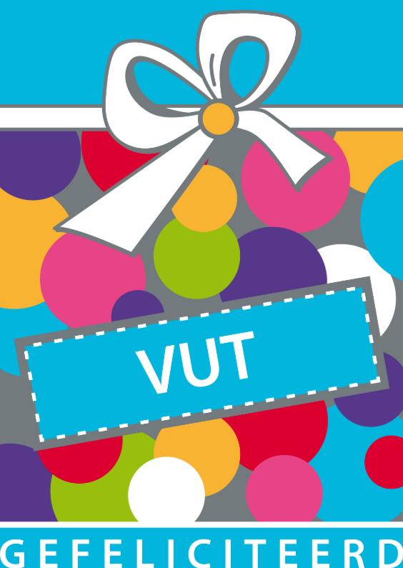 Felicitatiekaarten - VUT 24
