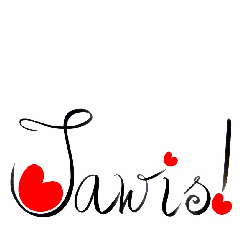 Fryske kaartsjes - Jawis - AW