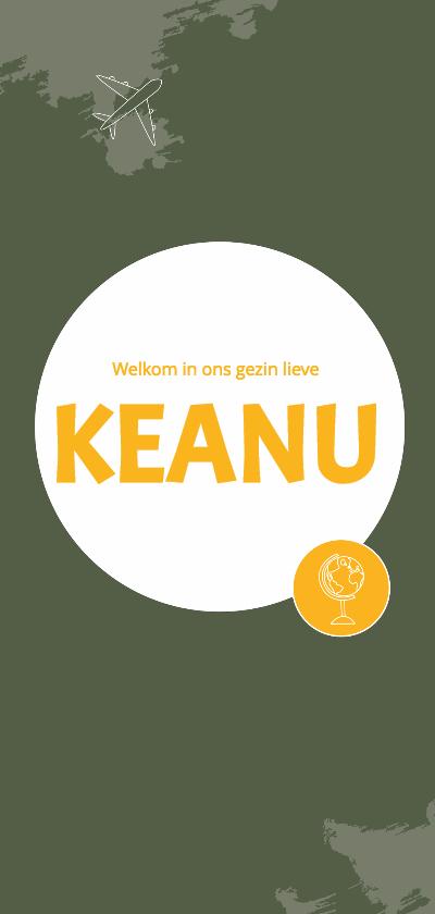 Geboortekaartjes - Adoptiekaartje_Keanu_SK