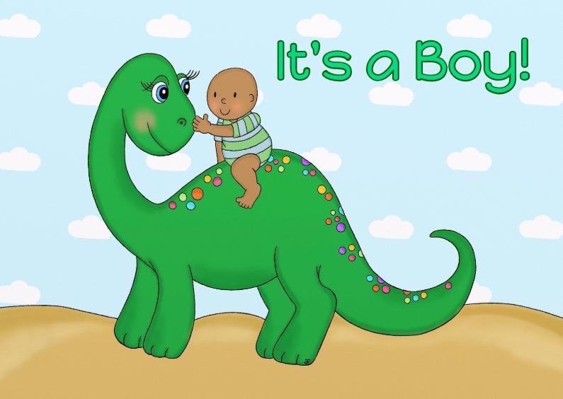 Geboorte Jongen Dino - TbJ 1