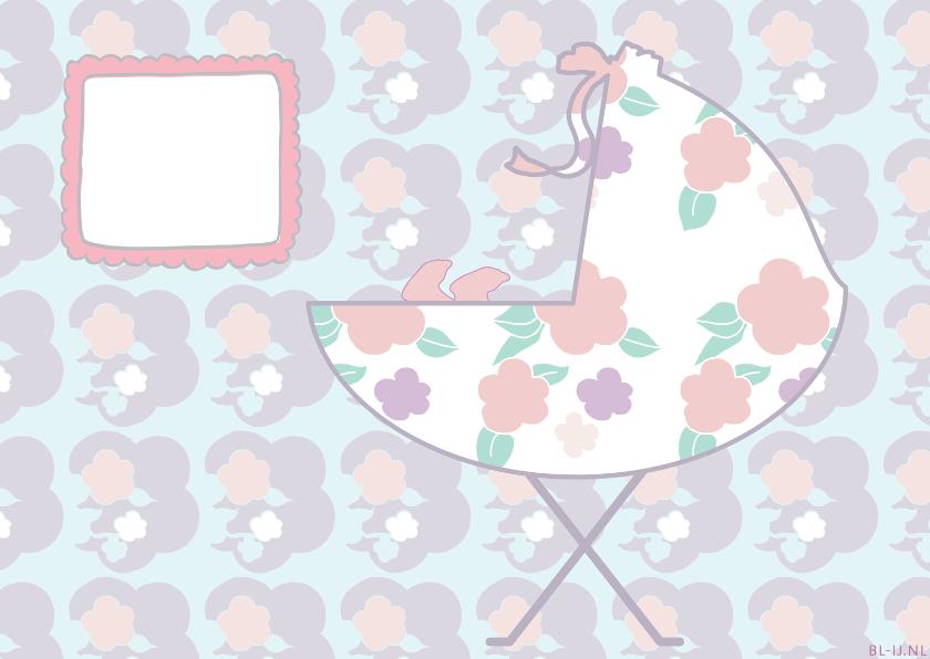 geboortewiegje girl 1