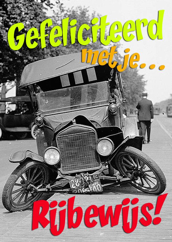 gefeliciteerd rijbewijs Gefeliciteerd met je rijbewijs met humor | Kaartje2go gefeliciteerd rijbewijs