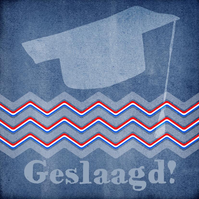 Geslaagd kaarten - ZigZag Jeans Geslaagd! - BK